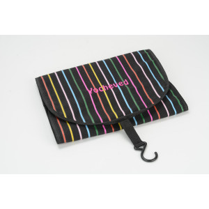 Disco Stripe Hanging Organizer