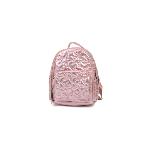 Mini Backpack - Pink Stars