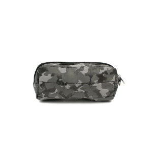 Pencil Case - Grey Camo
