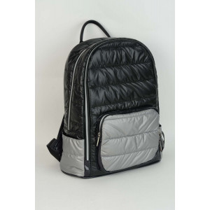 Backpack Puffy - Matt Black