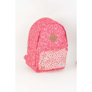 Backpack - Pink Flowers