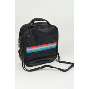 Lunch Box - Black Stripe
