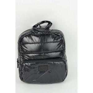 Mini Back Pack - Black