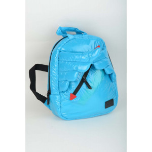 Mini Back Pack - Aqua Wings
