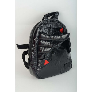 Mini Back Pack - Black Wings