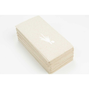 Natural Succos Napkins