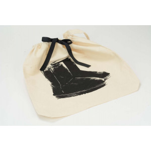 Womens Shoe Bag - Snow Boots
