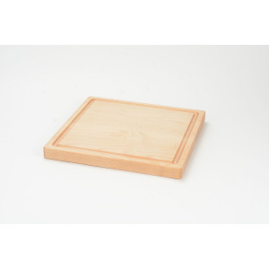 Wooden Cutting Board - 12 x 12